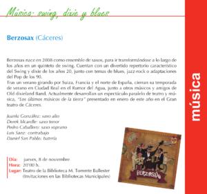 Torrente Ballester Berzosax Salamanca Noviembre 2019