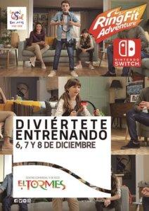 Centro Comercial El Tormes Espacio Nintendo Switch Santa Marta de Tormes Diciembre 2019