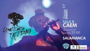 Centro de las Artes Escénicas y de la Música CAEM Freedonia Conciertos Sala B Salamanca Enero 2020