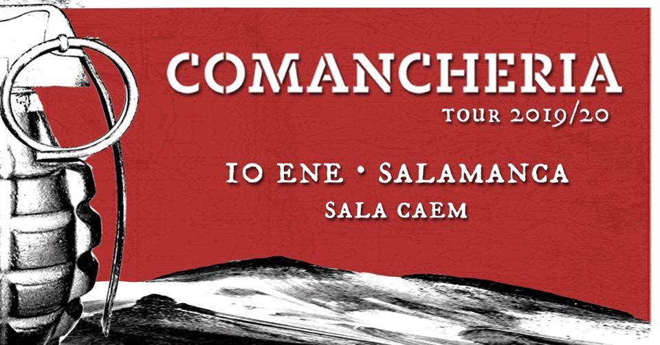 Centro de las Artes Escénicas y de la Música CAEM Los Chikos del Maíz Conciertos Sala B Salamanca Enero 2020
