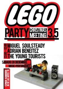 Espacio Almargen Lego Party Salamanca Diciembre 2019