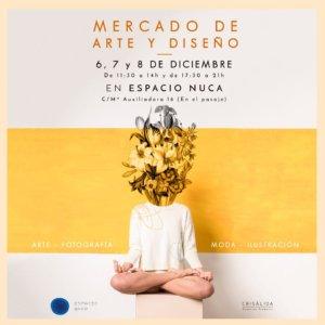 Espacio Nuca Mercado de Arte y Diseño Salamanca Diciembre 2019