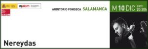 Hospedería Fonseca Salamanca Barroca 2019-2020 Nereydas Universidad de Salamanca Diciembre
