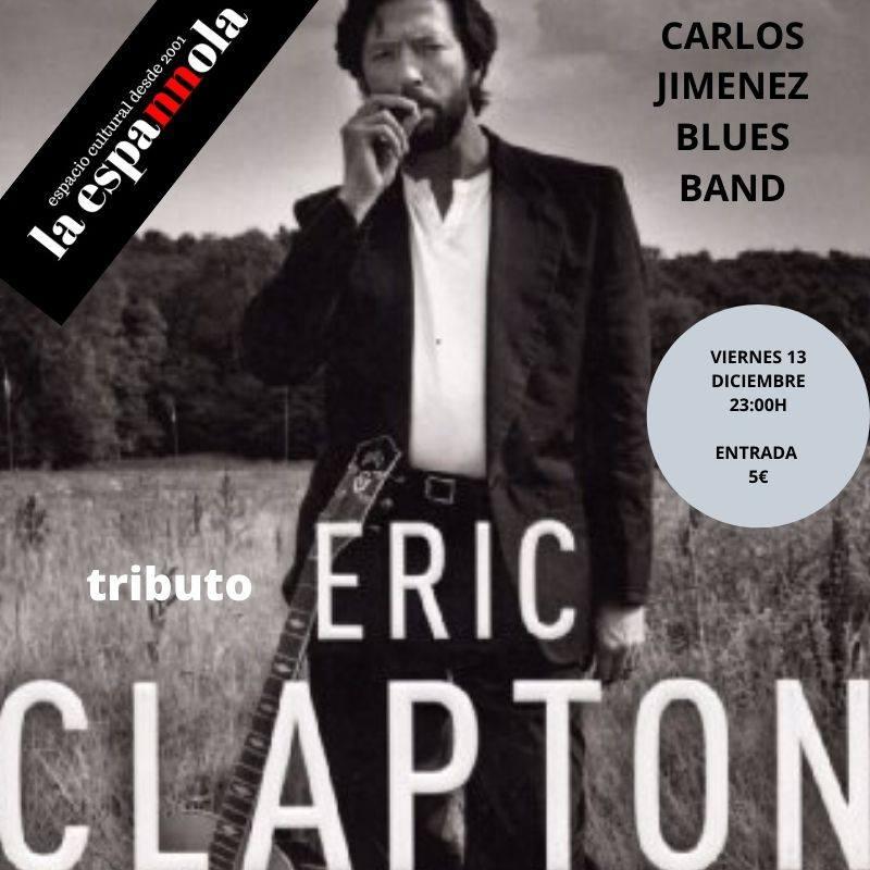 La Espannola Carlos Jiménez Blues Band Salamanca Diciembre 2019