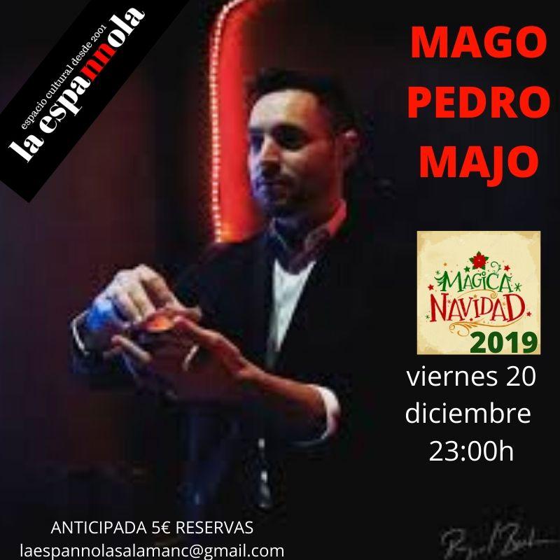 La Espannola Pedro Majo Salamanca Diciembre 2019