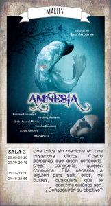 La Malhablada Amnesia Salamanca Diciembre 2019