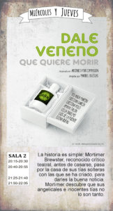 La Malhablada Dale veneno Salamanca Diciembre 2019