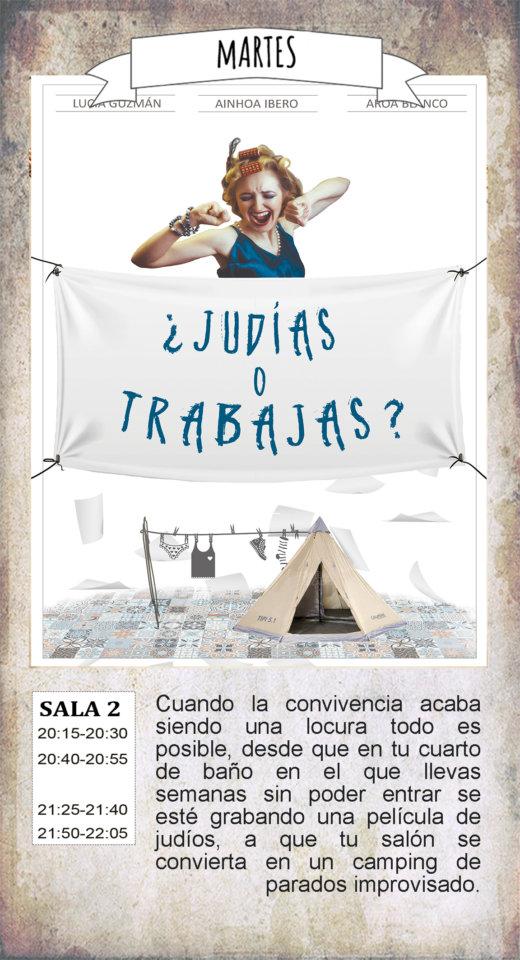 La Malhablada ¿Judías o trabajas Salamanca Diciembre 2019