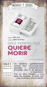 La Malhablada Quiere morir Salamanca Diciembre 2019