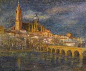 La Salina La pintura de Josefina Pérez de la Torre Salamanca 2019-2020