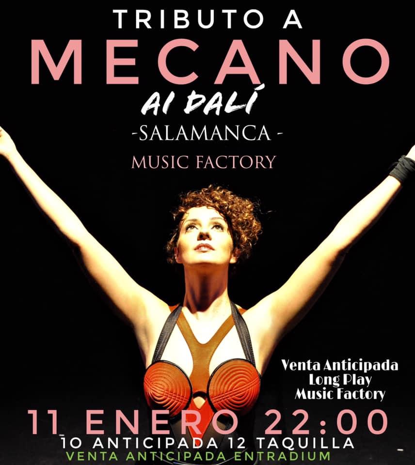 Music Factory Ai Dalí Salamanca Enero 2020