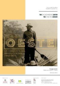 Palacio de Maldonado Marcha para o Oeste Diciembre 2019 enero 2020