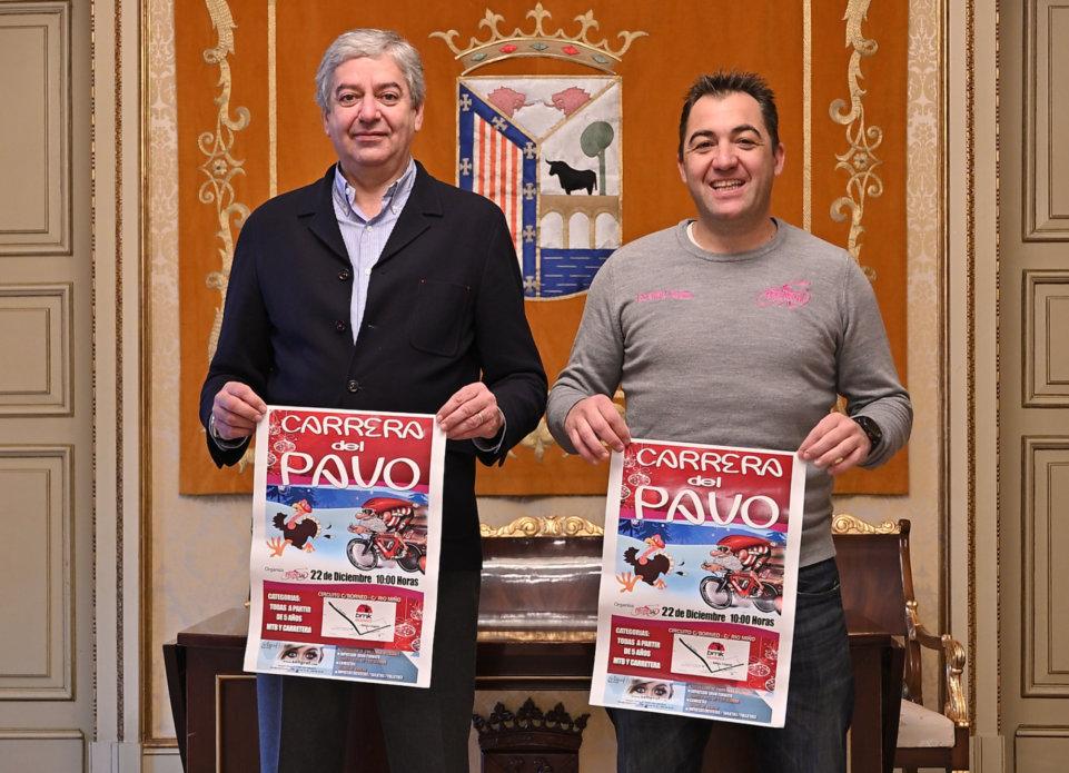 Salamanca Carrera del Pavo 2019 Promesal Diciembre