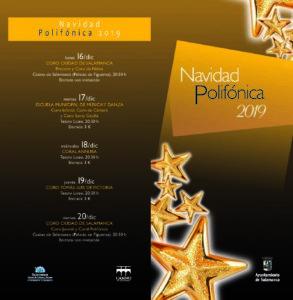 Salamanca Navidad Polifónica 2019 Diciembre