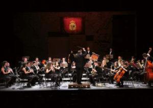 Teatro Liceo Banda Municipal de Música Salamanca Diciembre 2019
