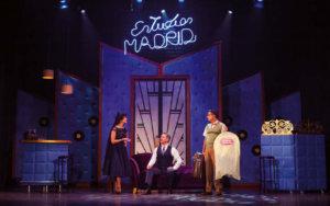 Teatro Liceo Mi última noche con Sara Salamanca Diciembre 2019
