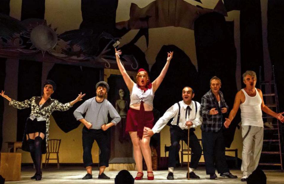 Teatro Liceo Morfeo Teatro Salamanca Diciembre 2019