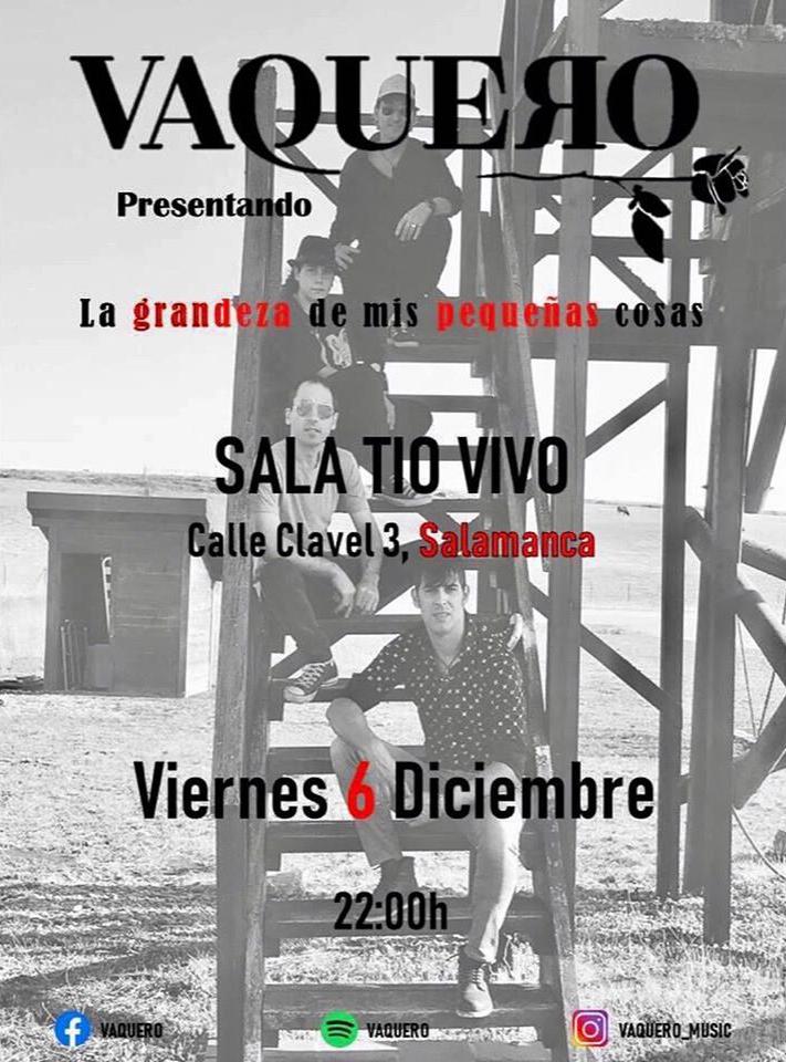 Tío Vivo Vaquero Salamanca Diciembre 2019