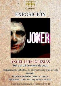 Casino de Salamanca Ángel Luis Iglesias Enero 2020