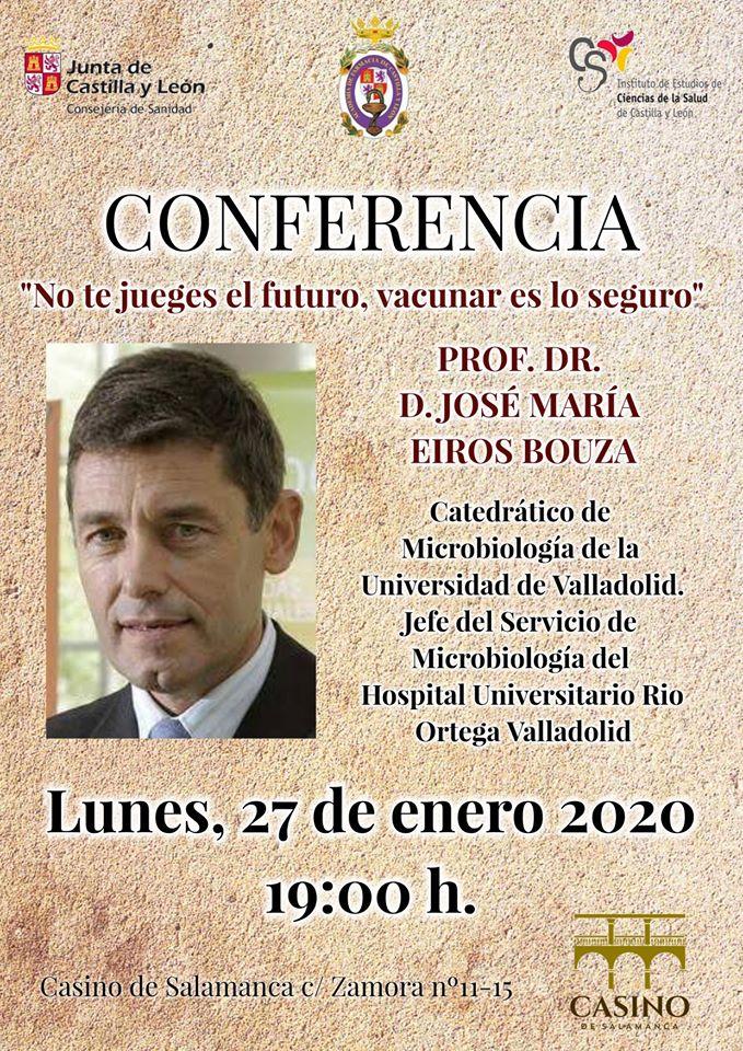 Casino de Salamanca José María Eiros Bouza Enero 2020
