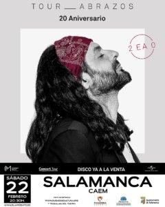 Centro de las Artes Escénicas y de la Música CAEM El Arrebato Salamanca Febrero 2020