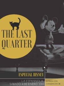 La Espannola The Last Quarter Salamanca Enero 2020