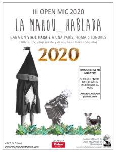 La Malhablada III La Mahou_Hablada Open Mic Salamanca 2020
