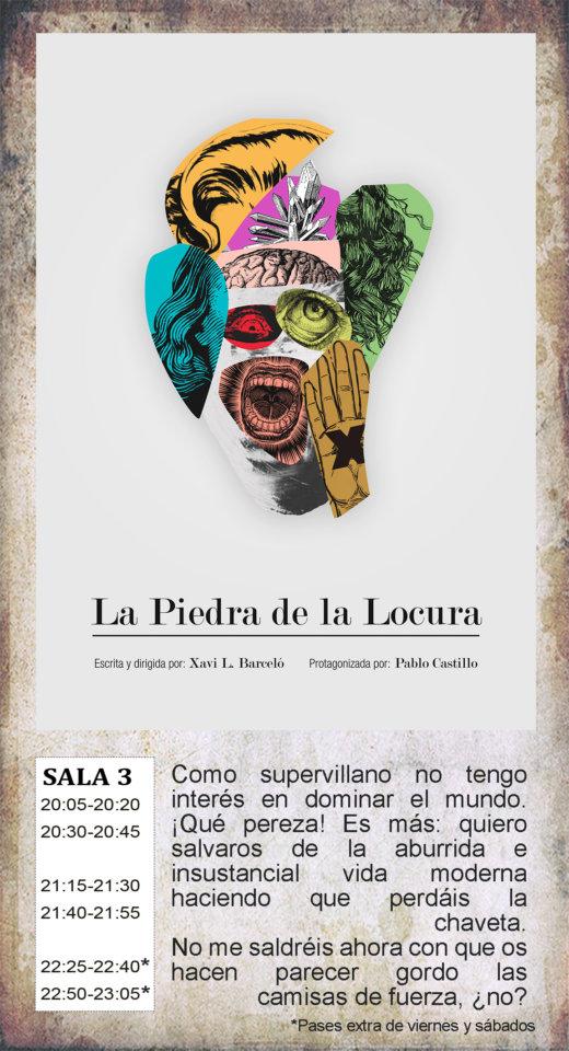 La Malhablada La piedra de la locura Salamanca Fin de Semana Enero 2020