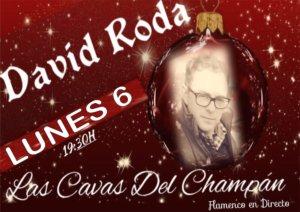 Las Cavas del Champán David Roda 6 de enero de 2020 Salamanca