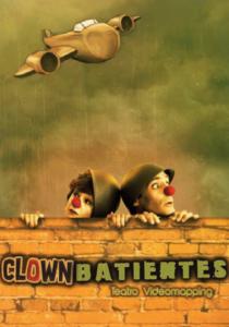 Teatro Liceo Clownbatientes Salamanca Febrero 2020