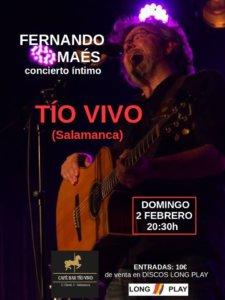 Tío Vivo Fernando Maés Salamanca Febrero 2020