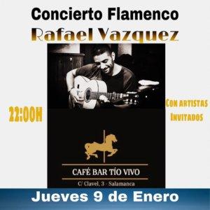 Tío Vivo Rafael Vázquez Salamanca Enero 2020
