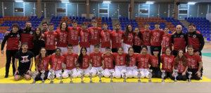 Villares de la Reina Copa de España Junior de Judo Memorial Inmaculada Hernández Enero 2020
