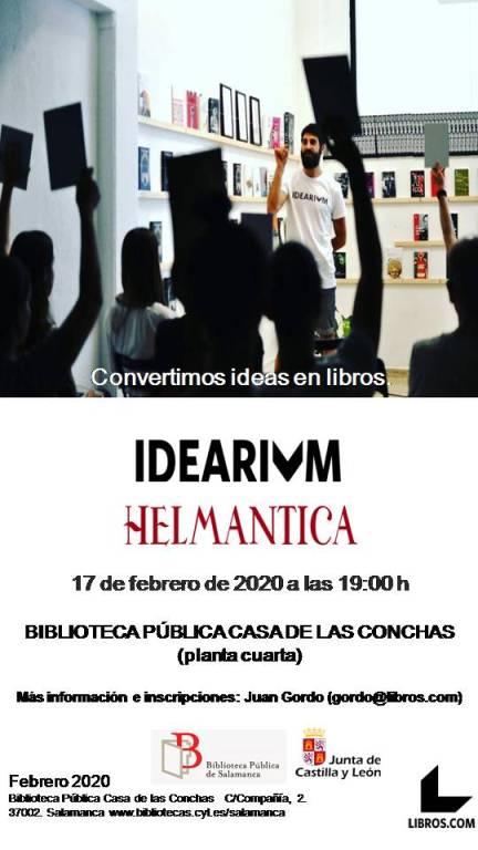 Casa de las Conchas Idearivm Helmántica Salamanca Febrero 2020