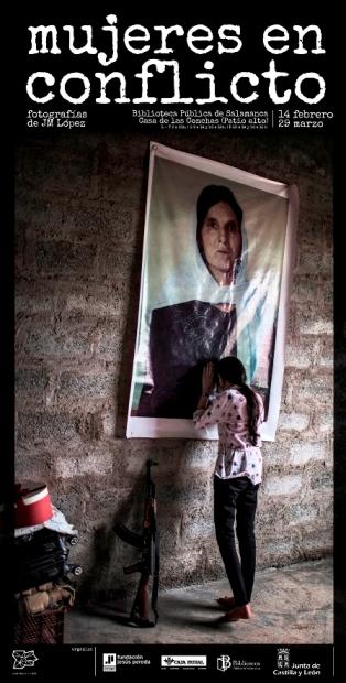 Casa de las Conchas Mujeres en conflicto Salamanca Febrero marzo 2020