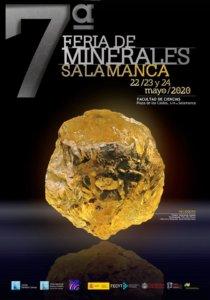 Ciencias y Ciencias Químicas VII Feria de Minerales Salamanca Mayo 2020