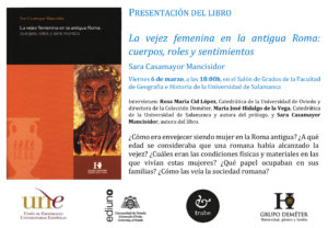 Facultad de Geografía e Historia Sara Casamayor Mancisidor Salamanca Marzo 2020