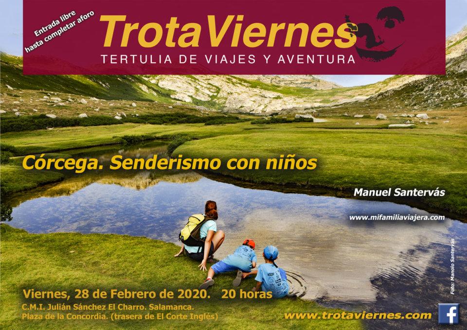 Julián Sánchez El Charro Trotaviernes Manuel Santervás Salamanca Febrero 2020