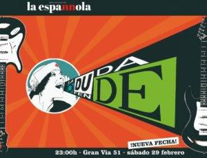 La Espannola La Duda Ofende Salamanca Febrero 2020