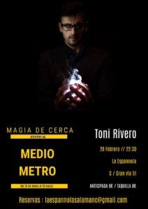 La Espannola Toni Rivero Salamanca Febrero 2020
