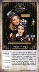 La Malhablada La familia Potochof Salamanca Febrero 2020