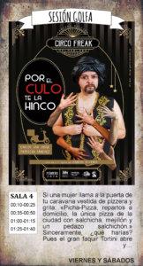 La Malhablada Por el culo te la hinco Sesión Golfa Salamanca Febrero 2020