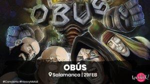 Potemkim Obús Salamanca Febrero 2020