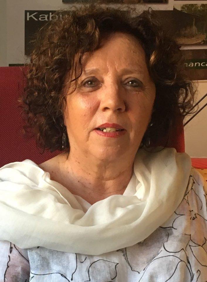 Tertulia Rona Dalba Encarnación Pérez Álvarez Salamanca Febrero 2020