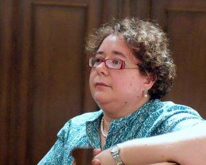 Tertulia Rona Dalba Matilde Olarte Salamanca Febrero 2020