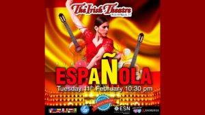 The Irish Theatre Fiesta Española Salamanca Febrero 2020