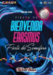 The Irish Theatre Fiesta del Semáforo Salamanca Febrero 2020