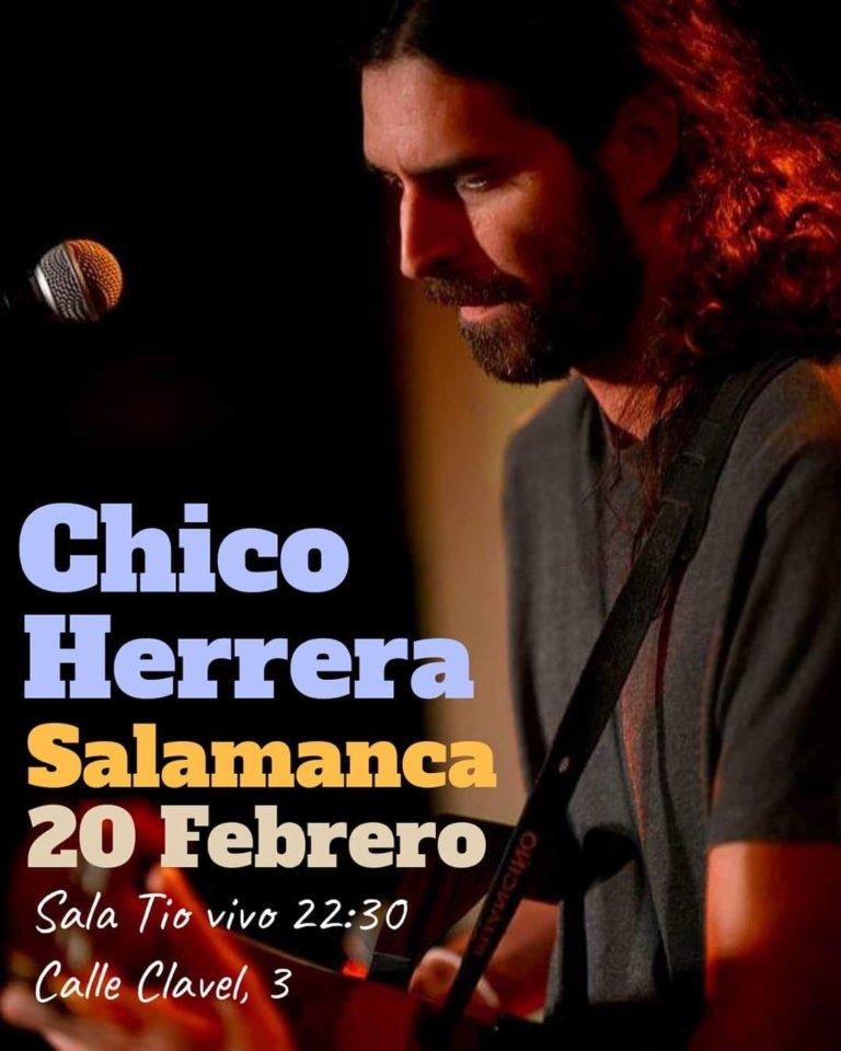 Tío Vivo Chico Herrera Salamanca Febrero 2020