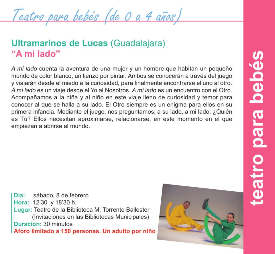 Torrente Ballester Ultramarinos de Lucas Salamanca Febrero 2020