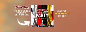 The Irish Theatre Fiesta Belga y Francesa Salamanca Marzo 2020
